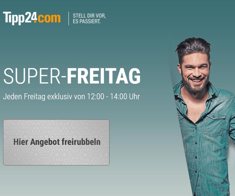Tipp24 Super Freitag