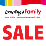 Ernsting's family sale