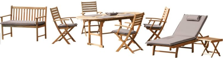Ambia Gartenmöbel-Set für 499€
