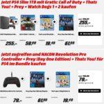 Nacon Revolution Pro Controller für PS4 + Prey + That's you! für 79€ (statt 122€), PS4 Bundle zum Hammerpreis und mehr beim Media Markt Gönn Dir Dienstag