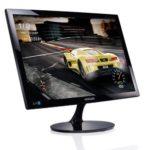"""24"""" Full HD LED-Monitor mit 1ms Reaktionszeit - Samsung S24D330H für 99€ (statt 120€)"""