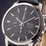 Seiko Herren-Chronograph für 155,90€ (statt 239€)