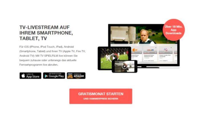 gratis tv spielfilm app 1 monat kostenlos testen. Black Bedroom Furniture Sets. Home Design Ideas