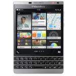 """4,5"""" Smartphone BlackBerry Passport Silver Edition 32GB für 149€ (statt 279€)"""