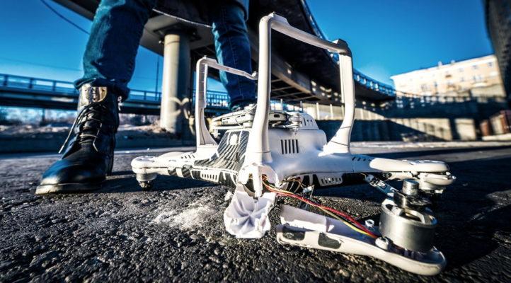 Versicherungsschutz für alle Drohnen bis 5kg