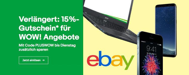 ebay plus gutschein