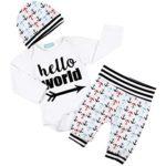 Hello World Baby-Kleidung