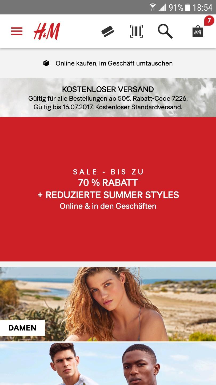Sep 18, · AKTUELL H&M Verandkostenfrei Gutschein Oktober » 25 Prozent Rabatt % kostenlos Gratis Versand Jetzt H&M Gutschein nutzen und sparen!/5(4).