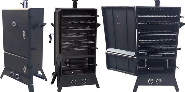 el fuego portland gas r uchergrill xxl f r 224 96 statt 260. Black Bedroom Furniture Sets. Home Design Ideas