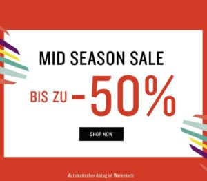 Mid Season Sale Tom Tailor