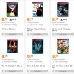 Blockbuster-Aktion: 5 Blu-rays für 25€ oder 5 DVDs für 20€