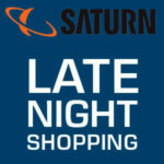 Saturn Late Night Shopping - z.B. SSD Samsung 850 EVO 500GB Starter Kit für 139€ (statt 149€)