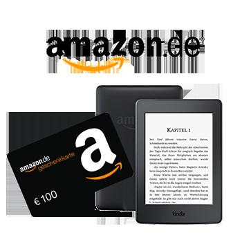 Amazon.de Gewinnspiel