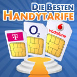 Die 30 besten Handytarife: Mtl. kündbare Alles-Flat + 3GB LTE + 0€Anschlusspreis u.v.m. (November 2018)
