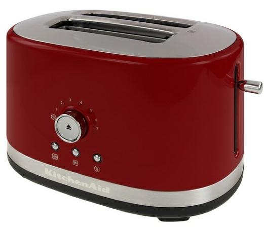 kitchenaid 5kmt2116eer 2 scheiben toaster empire rot nur 79 90 statt 98 inkl versand. Black Bedroom Furniture Sets. Home Design Ideas