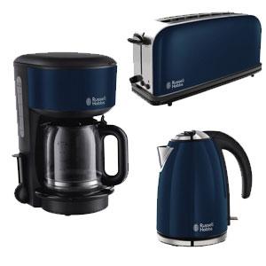 fr hst cksset von russel hobbs toaster kaffeemaschine und wasserkocher f r 79 99. Black Bedroom Furniture Sets. Home Design Ideas
