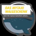 15€ mytaxi-Gutschein als Walgeschenk für Neu- und Bestandskunden