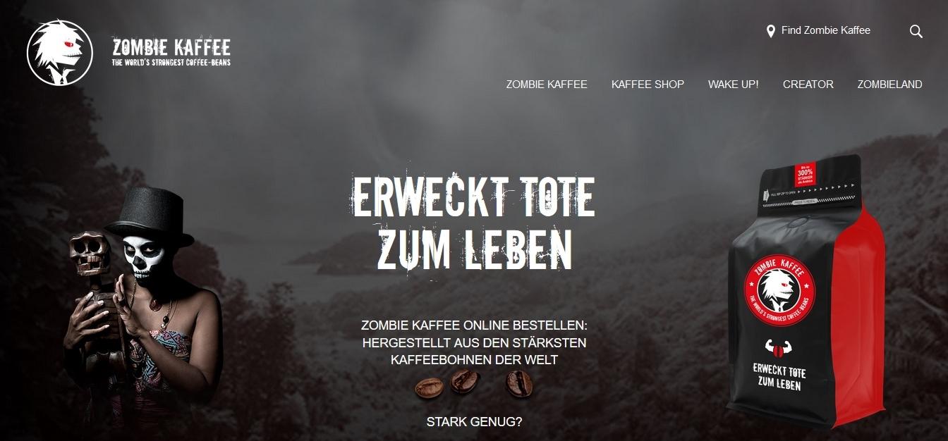 Zombie Kaffee