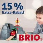 Bis zu 35% auf Brio bei mytoys