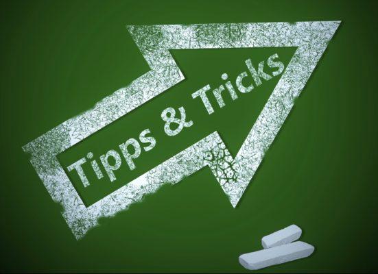 ETF Tipps & Tricks
