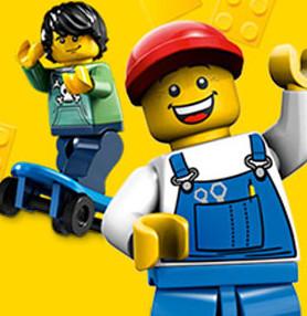 LEGO Rabatt real Bb