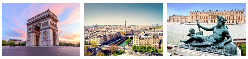 Paris 3 5 tage im hotel inkl fr hst ck und bootstour auf - Parking porte de clignancourt paris 18 ...