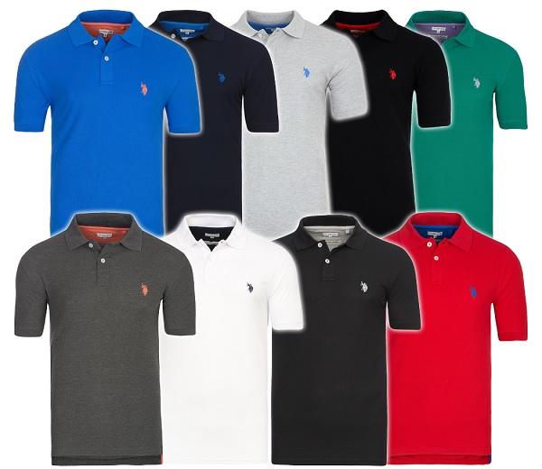 Poloshirts F R Herren Von U S Polo Assn F R 19 99