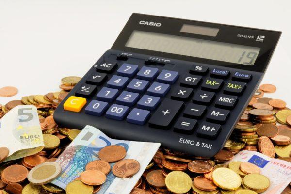 Regelmäßige Kosten ETF