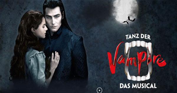 Tanz der Vampire Logo