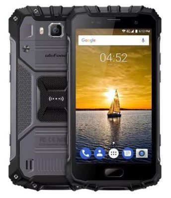 ulefone armor 2 wasserdichtes 5 zoll full hd smartphone. Black Bedroom Furniture Sets. Home Design Ideas