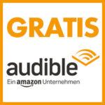 Audible Gutschein: Hörbücher kostenlos (November 2017)