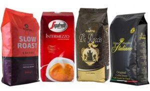kaffee different tastes