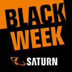 "Saturn Black Week ab 20 Uhr: ""Die besten Angebote des Jahres"""