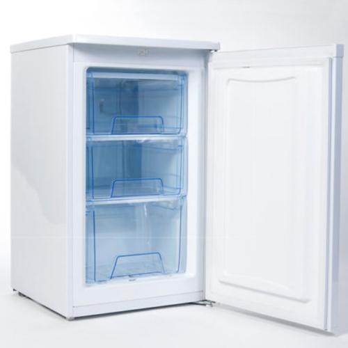 68 liter gefrierschrank comfee gs 8551 f r 99 90 statt 175. Black Bedroom Furniture Sets. Home Design Ideas
