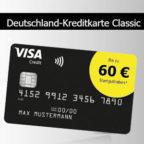 Deutschland-Kreditkarte