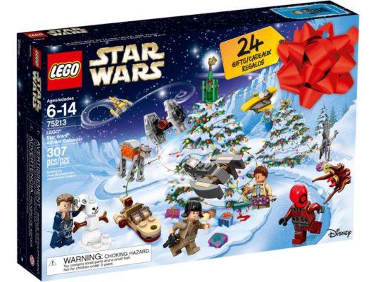 Lego Adventskalender 2018