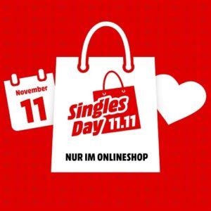 SinglesDay 2017 Media Markt