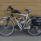 Verbrenner Fahrrad