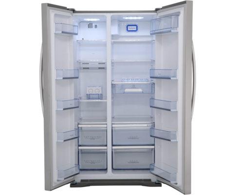 Side By Side Kühlschrank Hisense : Side by side kühlschrank hisense sbs 562 für 504u20ac statt 602