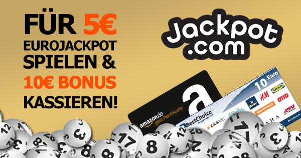 Jackpot.De Gutschein