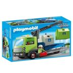 playmobil altglas container