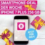 iPhone 7 Plus 256 GB für 666€ (statt 800€) - nur für Telekom-Kunden