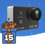 Adventskalender Türchen 15: SJCAM SJ7 Star Actioncam von GearBest gewinnen