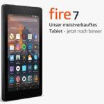 Zwei Amazon Fire 7-Tablets mit Alexa für je 30€ (statt 45€)
