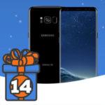 Adventskalender Türchen 17: Samsung Galaxy S8 gewinnen