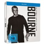Bourne Box Steelbook