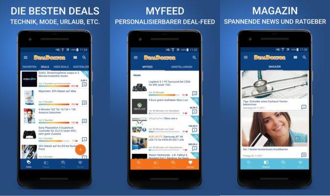 DealDoktor App Neuerungen