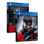 Dishonored Der Tod des Outsiders + Dishonored 2 Das Vermächtnis der Maske (PS4)