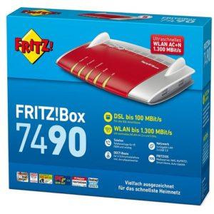 Fritzbox 7490