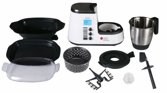 Thermomix Alternative Monsieur Cuisine Plus Connect